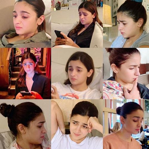 Internet laughing over Alia Bhatt's expression in a latest photo with Sister Shaheen, internet laughing over alia bhatt expression in a latest photo with sister shaheen,  alia bhatt,  shaheen bhatt,  bollywood news,  bollywood gossip,  ifairer