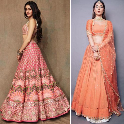 8 Celebrity inspire lehenga for your best friend's wedding, 8 celebrity inspire lehenga for your best friend wedding,  bollywood-inspired lehanga trends,  latest lehenga trends,  wedding lehenga,  lehenga trends for wedding season,  fashion trends 2020,  latest fashion,  ifairer