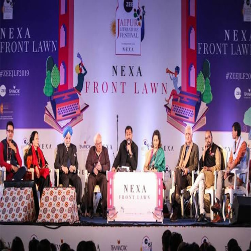 Jaipur Literature Festival 2020 to celebrate the vast bounty of Indian languages