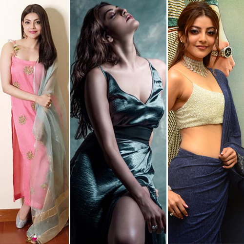 7 Times Kajal Aggarwal turned up the heat with their stylish outfits