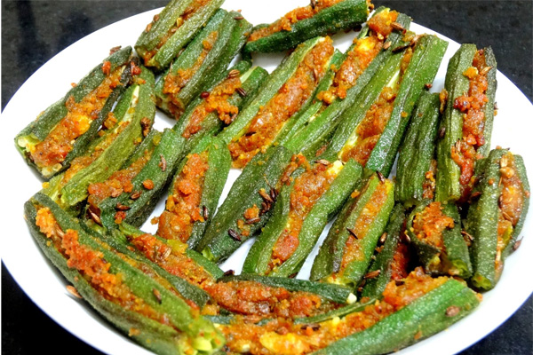 Tawa bhindi fry recipe, tawa bhindi fry recipe,  how to make bhindi fry,  recipe of bhindi fry,  vegetable recipe,  main course,  ifairer