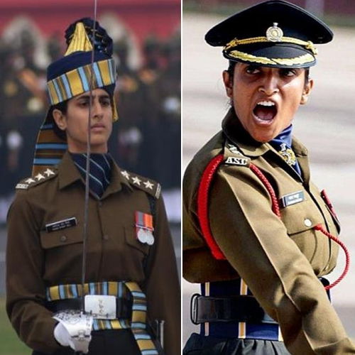 Indian Army Day 2020: Captain Tania Sher Gill, first woman officer to lead men in parade, indian army day 2020,  captain tania sher gill,  first woman officer to lead men in parade,  indian army day,  army day 2020,  captain tania sher gill,  ifairer