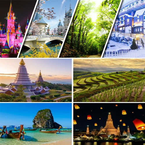 10 Beautiful dream like places in Asia, must travel in 2020, 10 beautiful dream like places in asia,  must travel in 2020,  asia top ten destinations,  best holiday destinations of asia,  tourist destinations in asia,  best places to travel in asia,  destinations,  travel,  ifairer