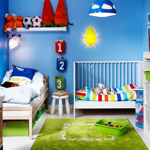 5 Decor tips for adding color to a kids room in budget