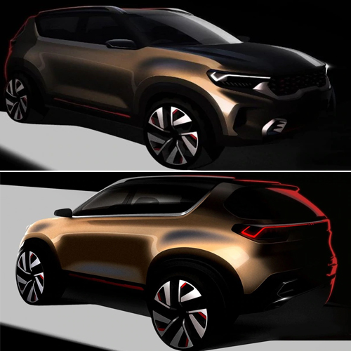 Kia Motors unveils design for its compact SUV concept, 7 new features, kia motors unveils design for its compact suv concept,  7 new features,  kia motors,  suv concept,  specifications,  features,  technology