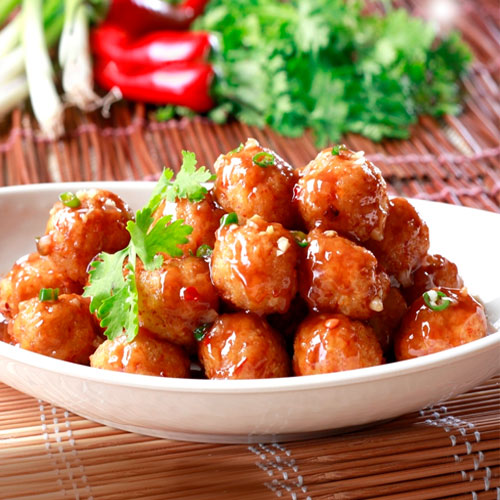 Indo Chinese recipe: Veg manchurian with gravy