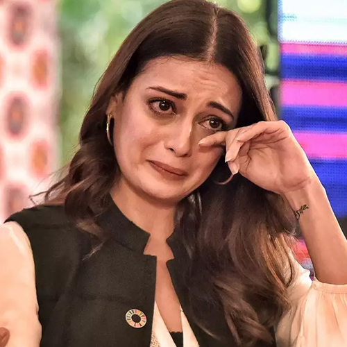 Dia Mirza trolled for crying at the Jaipur Literate Fest 2020