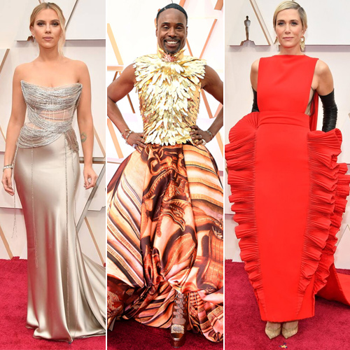 Oscars 2020 red carpet: 16 Celebs who stole all the attention, oscars 2020 red carpet,  16 celebs who stole all the attention,  oscars 2020,   academy awards oscars 2020,  best and worst-dressed celebs,  92nd academy awards,  oscars,  red carpet,  best and worst dressed,  hollywood news,  hollywood gossip,  ifairer