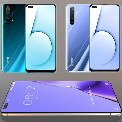 Confirmed! Realme X50 Pro 5G to come with 6 cameras ans 5 special features