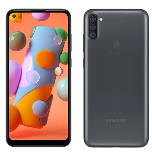 Samsung Galaxy A11 launched with 6.4-inch punch-hole display, triple rear camera