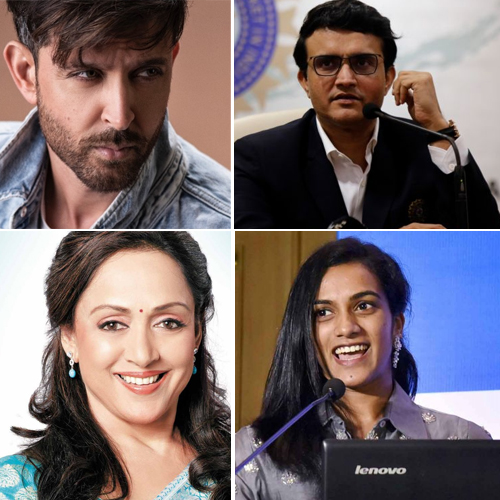 21 Indian celebs, politician, businessman and sports persons donates to fight COVID-19 pandemic