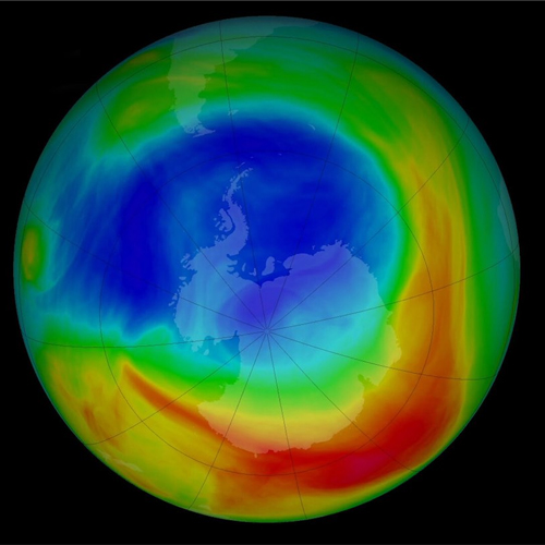 Study: The ozone layer's healing, could recover fully