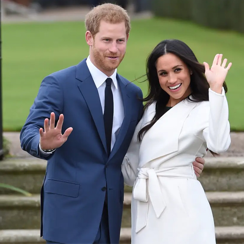 Prince Harry and Meghan Markle officially quit royal life
