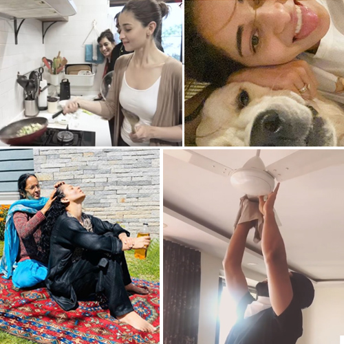 Know what your favorite celebs are doing during lockdown, know what your favorite celebs are doing during lockdown,  lockdown,  bollywood celebs,  coronavirus,  coronavirus news,  coronavirus update,  bollywood news,  bollywood gossip,  ifairer