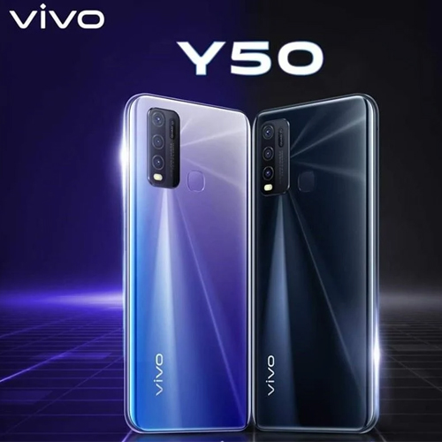Vivo Y50 launched with 5000mAh battery, quad-camera and 5 more specifications, vivo y50 launched with 5000mah battery and quad-camera and 5 more specifications,  vivo y50,  price,  features,  specifications,  technology