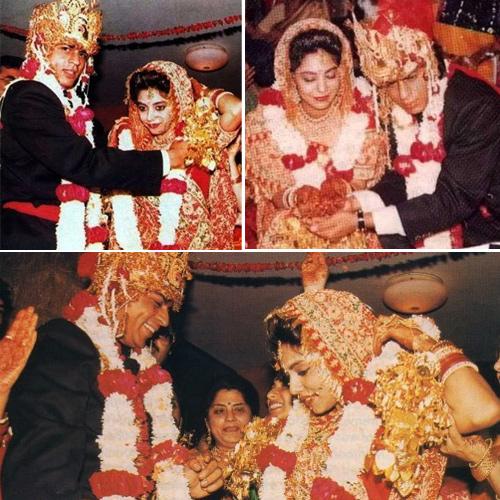 Shah Rukh Khan and Gauri had three weddings! know why, shah rukh khan and gauri had three weddings know why,  shah rukh khan,  gauri khan,  bollywood news,  bollywood gossip,  ifairer
