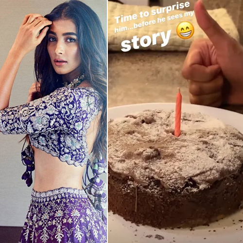 Pooja Hegde turning into a master chef during the lockdown, bakes a chocolate cake, pooja hegde turning into a master chef during the lockdown,  bakes a chocolate cake,  bollywood actress,  pooja hegde,  lockdown,  bollywood news,  coronavirus,  covid-19,  ifairer