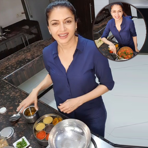 Bhagyashree share recipe for your daily dose of vitamin C, bhagyashree share recipe for your daily dose of vitamin c,  bhagyashree,  recipe by bhagyashree,  tomato recipe,  recipe,  ifairer