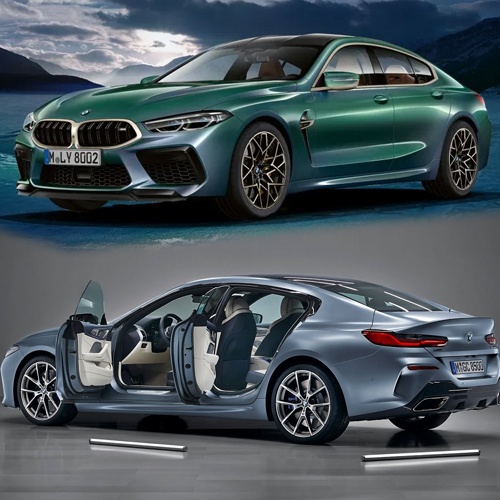 BMW 8 Series Gran Coupe, M8 Coupe launched in India with 7 unique features