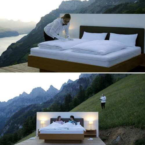 Outdoor hotel rooms in the Swiss Alps: Spending the night in unobstructed views of majestic landscape , outdoor hotel rooms in the swiss alps,  spending the night in unobstructed views of majestic landscape,  swiss alps,  hotel,  travel,  ifairer
