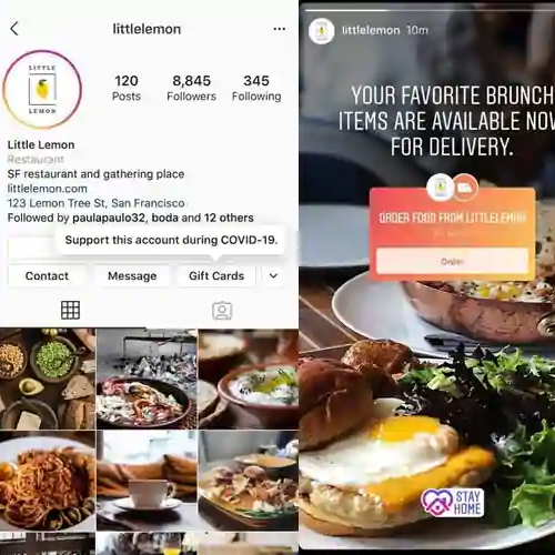 Instagram collaborates with Swiggy, Zomato for food ordering, instagram collaborates with swiggy,  zomato for food ordering,  instagram,  swiggy,  zomato,  food deliver,  technology,  ifairer