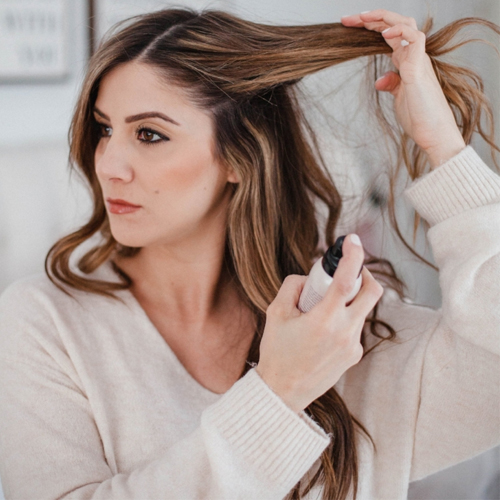 Homemade hair spray that will make your hair thick, here`s to know the recipe