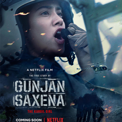 Janhvi Kapoor`s Gunjan Saxena to release directly on Netflix, janhvi kapoor gunjan saxena to release directly on netflix,  janhvi kapoor,  upcoming bollywood movie,   gunjan saxena the kargil girl,  netflix,  bollywood movie,  bollywood news,  ifairer