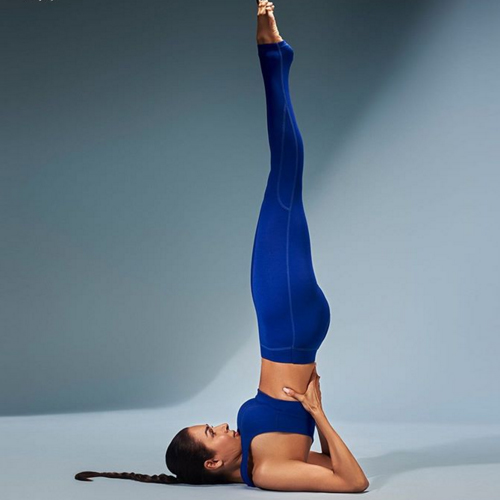 Malaika Arora shows how to do Halasana, see in pics, malaika arora shows how to do halasana,  see in pics,  malaika arora,  halasana poses,  yoga,  fitness & exercise,  ifairer
