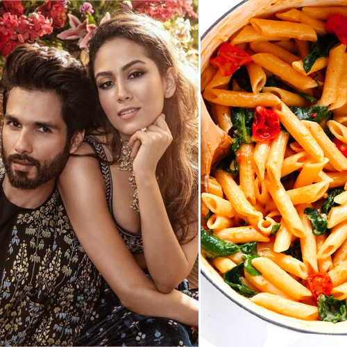 Shahid Kapoor turns chef, cook pasta for wife Mira Rajput, shahid kapoor turns chef,  cook pasta for wife mira rajput,  shahid kapoor,  mira rajput,  pasta recipe,  recipe,  bollywood,  ifairer