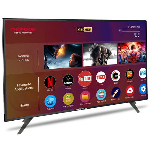 Thomson Oath Pro 4K Android TV series launched in India with 5 smart features, thomson oath pro 4k android tv series launched in india with 5 smart features,  thomson oath pro 4k android tv,  price,  features,  specifications,  technology,  ifairer