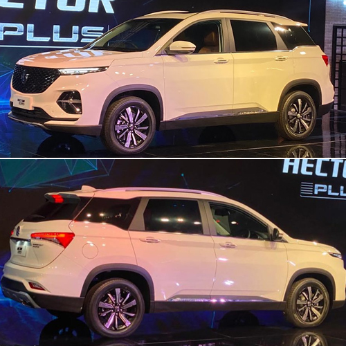 MG Hector Plus launched in India with 7 smart features, mg hector plus launched in india with 7 smart features,  mg hector plus,  price,  features,  specifications,  technology,  ifairer