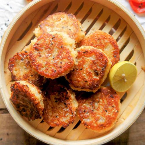 Archana Doshi shared recipe of crispy sesame bread patties