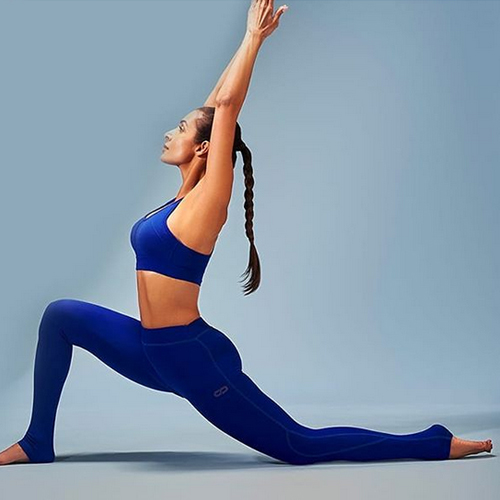 Malaika Arora nailed Low Lunge yoga pose: Help boost the functioning of the thyroid glands