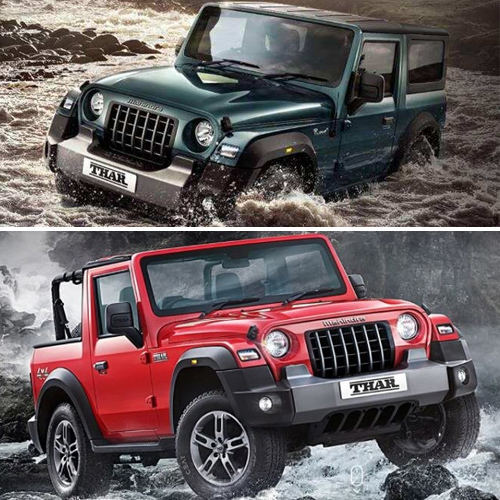 Mahindra unveiled all new Thar in India, know 7 most unique features, mahindra unveiled all new thar in india,  know 7 most unique features,  mahindra new thar,  price,  features,  specifications,  technology,  ifairer