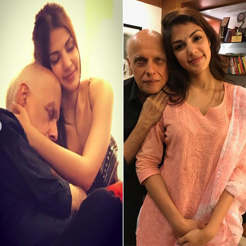 Rhea Chakraborty talk about her relationship with Mahesh Bhatt, rhea chakraborty talk about her relationship with mahesh bhatt,  rhea chakraborty,  mahesh bhatt,   sushant singh rajput,  death case,  cbi,  bollywood,  bollywood news,  bollywood update,  ifairer