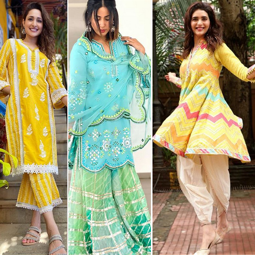 6 Unique ethnic wear fashion trends, add in your wardrobe