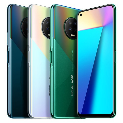 Infinix Note 7 launched in India with 48 MP quad-camera, 5000mAh battery, infinix note 7 launched in india with 48 mp quad-camera,  5000mah battery,  infinix note 7,  price,  features,  specifications,  technology,  ifairer