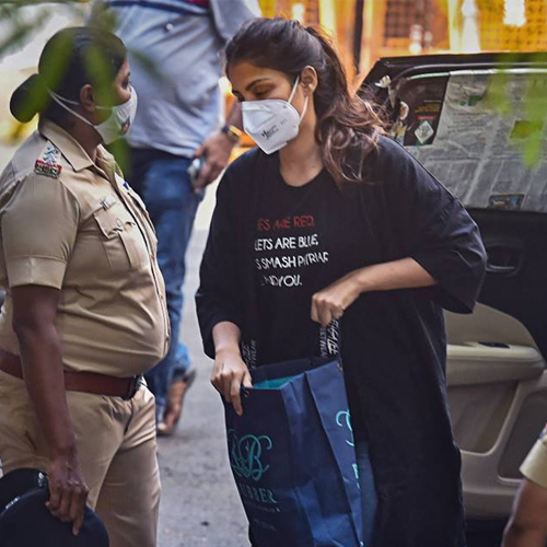 Rhea tells high court: Sushant didn`t need me to finance drug purchases