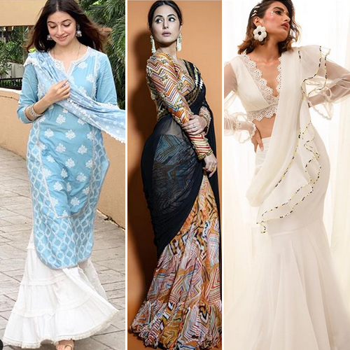 9 Best outfits for Diwali puja and parties, 9 best outfits for diwali puja and parties,  bollywood latest tendsetters,  what to wear,  trending diwali outfit ideas for styling,  best outfits for diwali puja, trendy outfits to look glam this diwali,  fashion trends 2020,  fashion,  ifairer