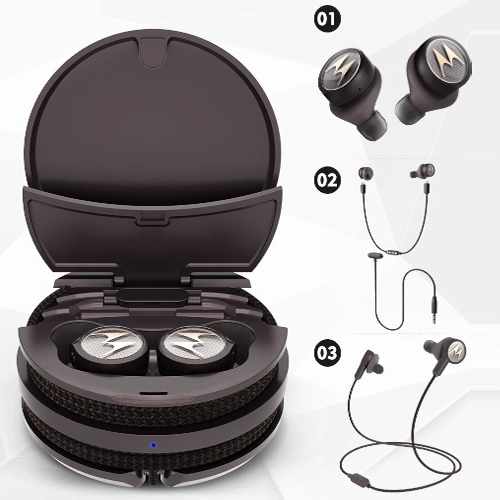 Motorola Tech3 TriX 3-in-1 hybrid earphones launched in India, know 5 features, motorola tech3 trix 3-in-1 hybrid earphones launched in india,  know 5 features,  motorola tech3 trix 3-in-1 hybrid earphones,  price,  features,  specifications,  ifairer