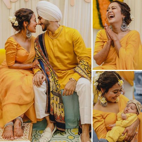 Neha Kakkar-Rohanpreet Singh`s 10 dreamy pics from haldi and mehendi ceremony out, neha kakkar-rohanpreet singh 10 dreamy pics from haldi and mehendi ceremony out,  neha kakkar haldi ceremony,   neha kakkar mehendi ceremony,  neha kakkar and rohanpreet singh wedding ceremonies,  neha kakkar wedding,  bollywood,  wedding 2020,  ifairer