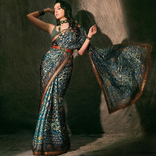 6 Saree trends to upgrade your ethnic style, 6 saree trends to upgrade your ethnic style,  bollywood actresses in saree and blouse,  unique saree trend,  latest party wear saree trends,  latest saree trends,  trending saree trends for 2020,  ifairer