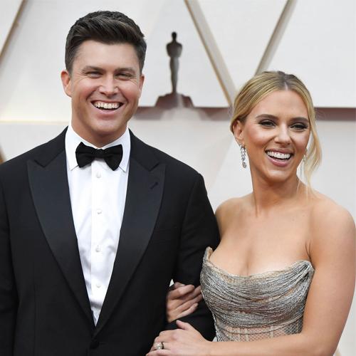 Scarlett Johansson ties knot with Colin Jost, scarlett johansson ties knot with colin jost,  hollywood actress,  scarlett johansson,  comedian colin jost,  hollywood,  hollywood news,  wedding 2020,  ifairer