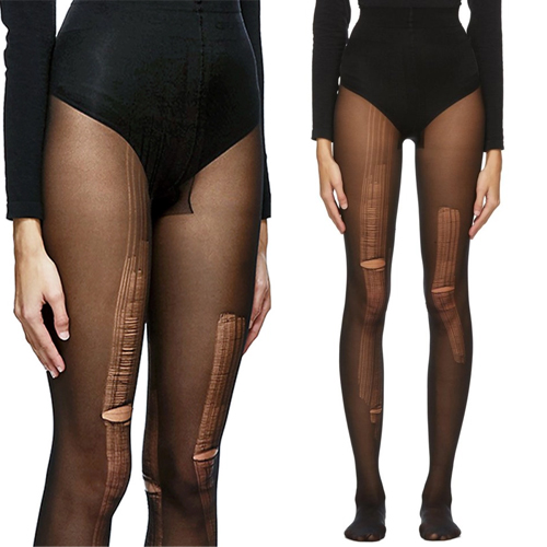 Can you guess the price of Gucci`s ripped tights!  , can you guess the price of gucci ripped tights,  gucci is now selling distressed stockings,  gucci,  fashion trends 2020,  latest fashion trends,  ifairer