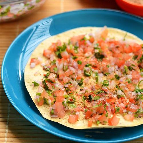 Make masala papad with vegetables, make masala papad with vegetables,  masala papad recipe,  how to make masala papad,  recipe of masala papad,  ifairer