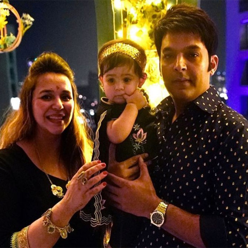 Kapil Sharma and Ginni Chatrath expecting their second child!, kapil sharma and ginni chatrath expecting their second child,  kapil sharma,  ginni chatrath,  tv gossips,  tv celebs,  ifairer
