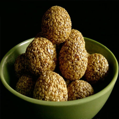 Til Gud Ladoo Recipe, til gud ladoo recipe,  how to maket til ke ladoo,  recipe of til ke ladoo,  recipe,  ifairer