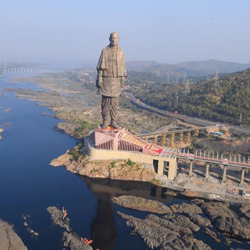 10 World`s most jaw-dropping and tallest statues, see once, 10 world most jaw-dropping and tallest statues,  the largest bird sculpture,  tallest statues,  destinations,  travel,  places,  ifairer