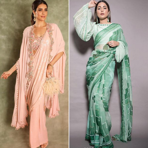 5 Stylish and trendy outfit designs that are perfect for this wedding season