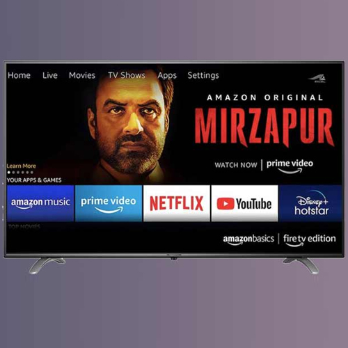 AmazonBasics Fire TV Edition Ultra-HD TVs launched with unique specification, amazonbasics fire tv edition ultra-hd tvs launched with unique specification,  amazonbasics fire tv edition ultra-hd tvs,  price,  features,  specifications,  technology,  ifairer